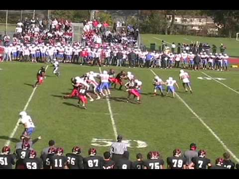 Brendan Dowling Highlight Tape Glen Rock High School Football