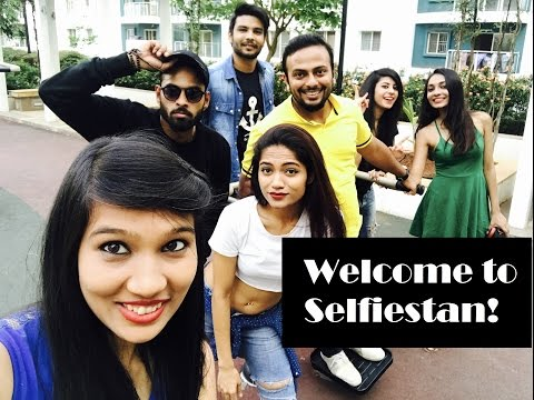 Welcome to Selfiestan | Gionee | LiveToDance with Sonali