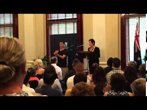 Australia Day Citizenship Ceremony 2015
