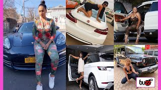 Top 10 Slay Queens with the most expensive cars