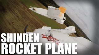 Flite Test | Shinden Rocket Plane