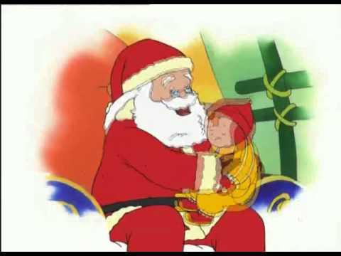 Magia navide ña.