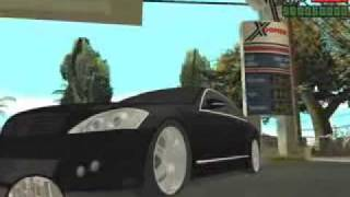 Arab Drift GTA SAMP.flv