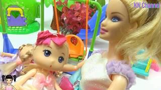 ChiChi ToysReview TV - Trò Chơi công viên cầu tuột con ếch vui nhộn