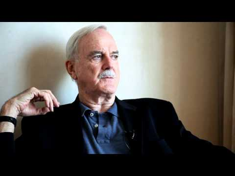 John Cleese on creativity in business