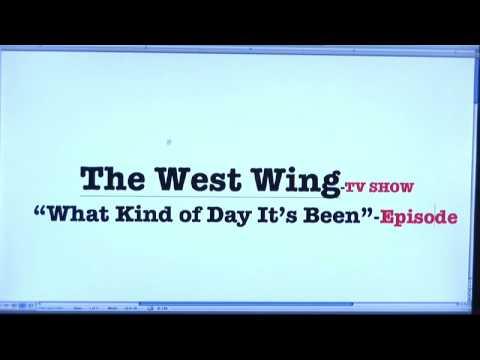 tv show in essay punctuation