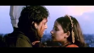 Govinda & Manisha (Maharaja) - the final kiss