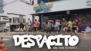 Download Lagu DESPACITO (ON THE STREET) - Coreografia por Leo Costa Gratis STAFABAND