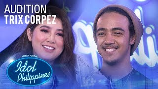 Trix Corpez - Tagpuan | Idol Philippines 2019 Auditions