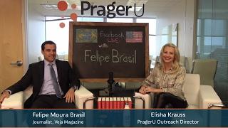PragerU Live: Felipe Moura Brasil (2/20/17)