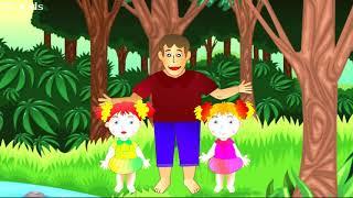 Kids Cartoon Best Kids Video l Johny Johny Yes Papa Nursery Rhymes For Children