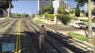 GTA V - Mission 11 - Daddy's Little Girl