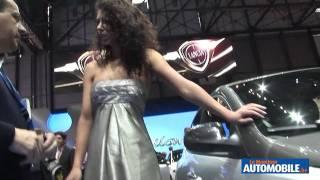 Salon de Genève 2011 : Lancia Ypsilon