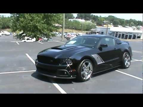 GT500 VS RS3 ROUSH STAGE 3 COMPARISON 13 2013 14 2014 15 2015 MUSTANG
