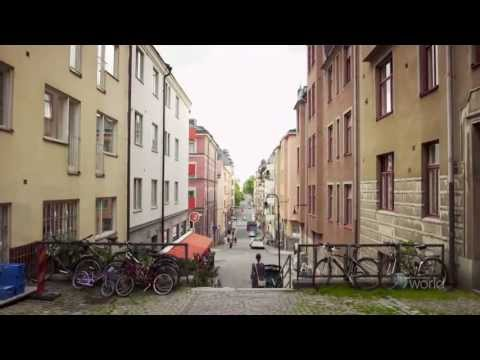 Waterfront Cities of the World: Stockholm