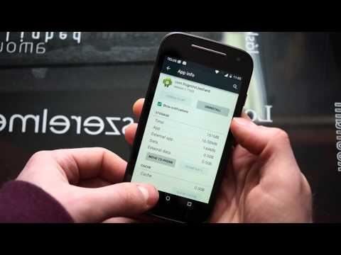 Moto E LTE (2nd gen) Hands-on - MobileSyrup.com