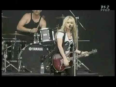 Orianthi - Shut Up And Kiss Me