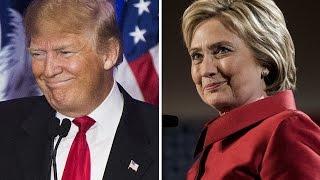Clinton, Trump face off in first presidential debate
