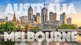 O que fazer em Melbourne em um dia - vlog de viagem na Australia