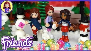 Lego Friends Christmas Eve - Toy Story for Kids