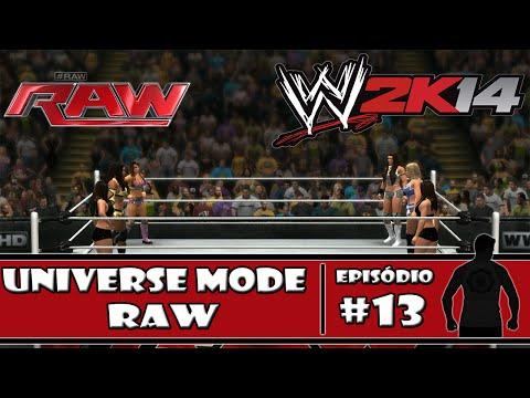 Wwe 2k14 - Universe Mode: Monday Night Raw - Episodio 13 video