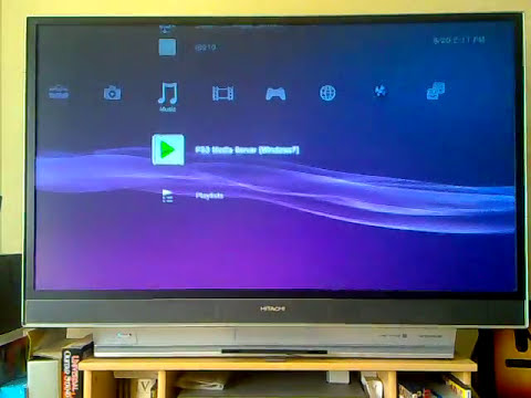 DLNA Video Streaming Test on the Samsung i8910HD