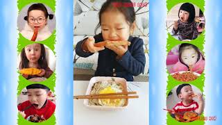 Kids Eating Show - How to get your kid to eat - Part 11 - Videos for kids