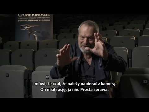 Camerimage Terry Gilliam interview
