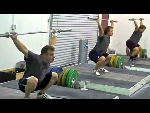 Snatch, Part 1, How To, Olympic Weightlifting Image 1