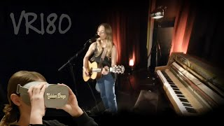 Download lagu Haley Johnsen -Teardrop Canvas (VR180 Livecast from Stuttgart, Germany)