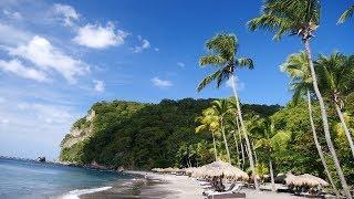 Caribbean Island Adventure: St. Lucia