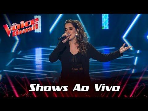 Lais Yasmin canta 'Sailing' nos Shows Ao Vivo - The Voice Brasil | 7ª Temporada