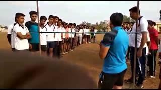 RPF high jump 4-5 Feet practice (how to increase high jump by Sunderlal 6264212131)