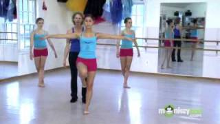 Contemporary Dancing Triplets and Side Falls