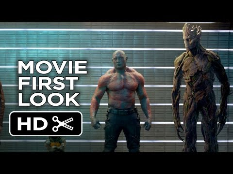 Guardians of the Galaxy - Movie First Look (2014) - Marvel Movie HD
