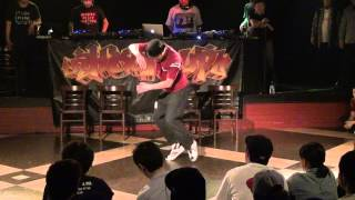 HOOK UP POP 2012.4.20 JUDGE SOLO ACKY ( 3D CREW / O.G.S / FAB 5 BOOGz )