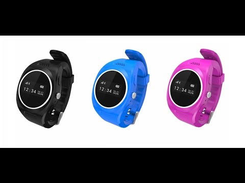 V01 GPS tracking devices for kids,gps tracking watch for elderly- IP66 waterproof, SOS