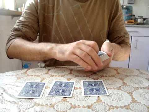 Видео как научиться фокусам с картами