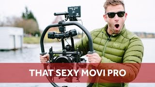 Hands on with MoVI Pro Gimbal | Chase Jarvis RAW
