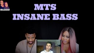 Download Lagu MTS - INSANE BASS| REACTION Gratis STAFABAND