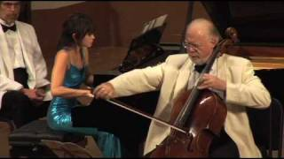 Lynn Harrell - Yuja Wang - Rachmaninoff, G Minor, 3rd Movt.