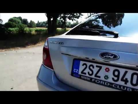 Ford Mondeo MK3 1.8 SCi - Review Clip