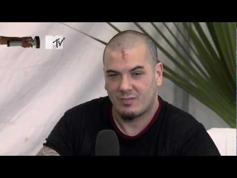 Phil Anselmo - MTV Brazil Interview *PT 01* @ SWU 2011