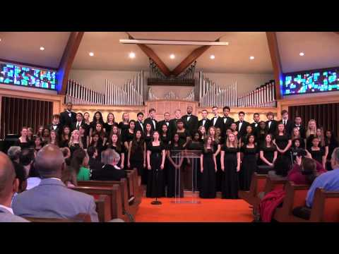 Shenandoah Valley Academy Choir - No Nobis Domine
