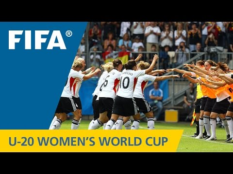 Awesome goals from FIFA U-20 Women's World Cup history