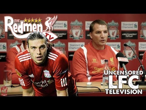 Brendan Rodgers on Carroll's LFC Future (Plus Uncensored Analysis)