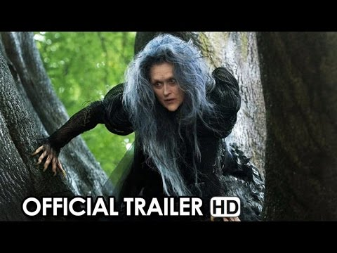 Into The Woods Official Trailer (2014) -  Johnny Depp, Meryl Streep Movie HD