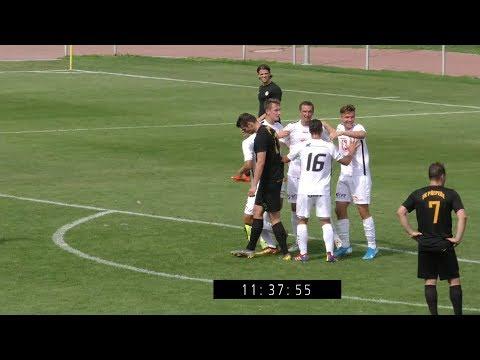 SESTŘIH: FC Hradec Králové B - FK Přepeře 3:2