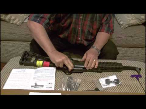 My Hi-Point 4595 45ACP Unboxing and Assembly