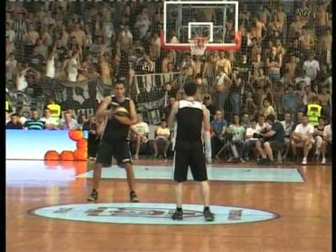 Mega Vizura - Partizan - Košarkaški spektakl u Kruševcu